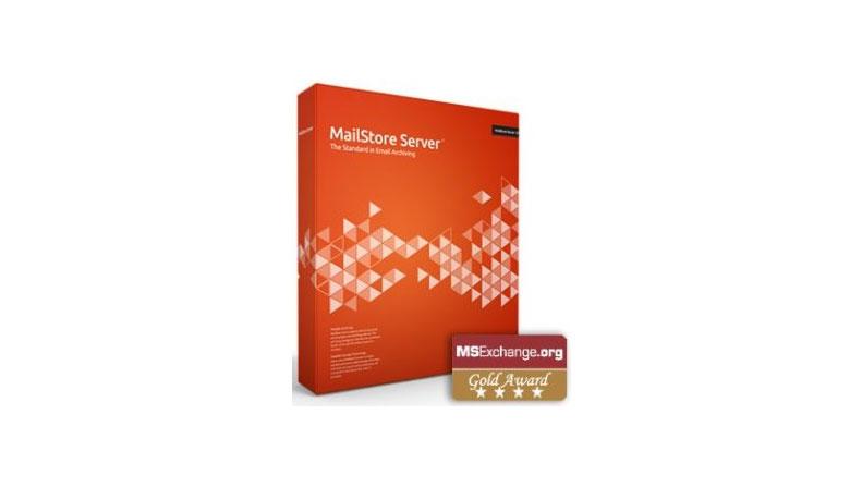 MailStore Server remporte un Gold Award décerné par MSExchange.org !