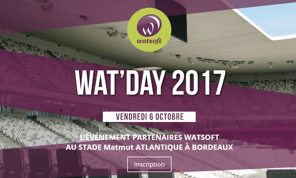 8 bonnes raisons de s'inscrire au Wat'Day !
