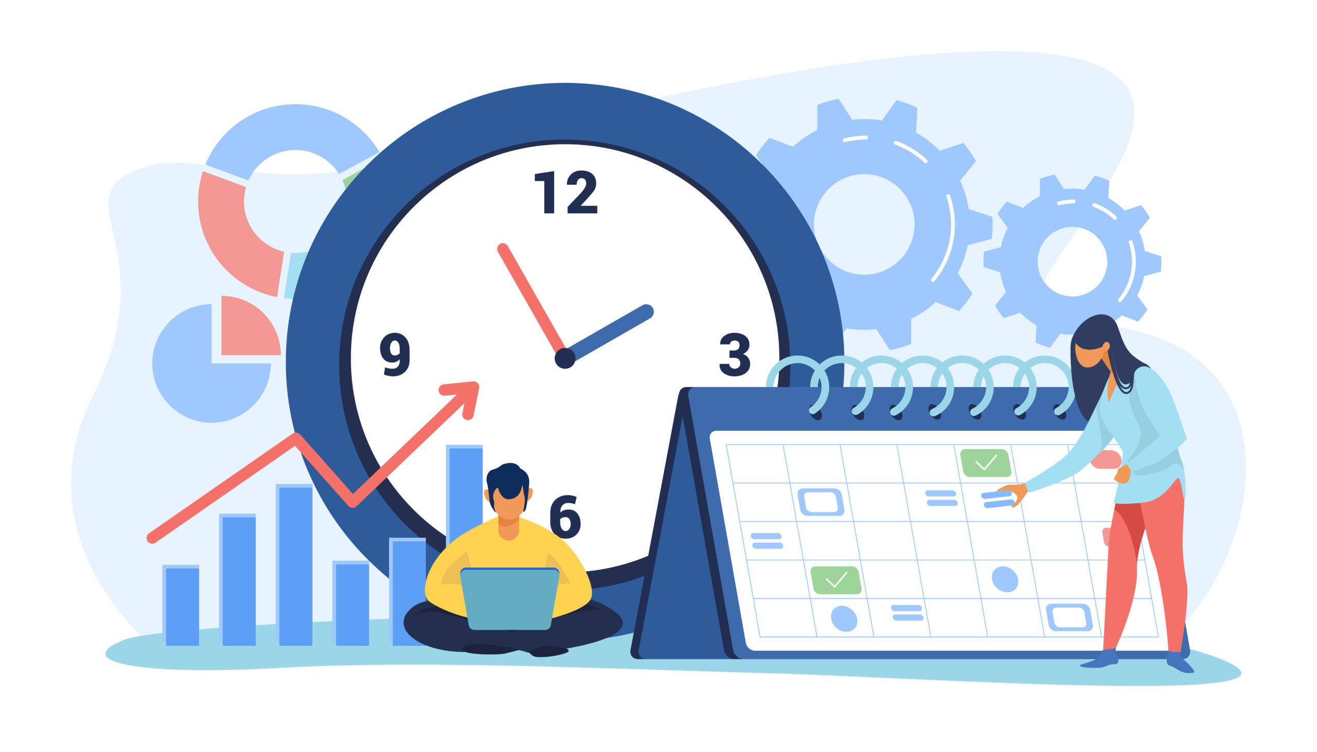 MSP : 4 conseils pour réduire la perte de temps