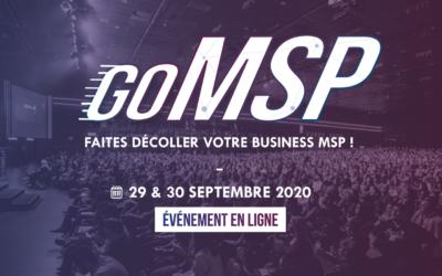 GoMSP : 3 raisons de rejoindre l'événement MSP de l'année