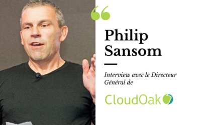 Interview : CloudOak, un partenariat stratégique