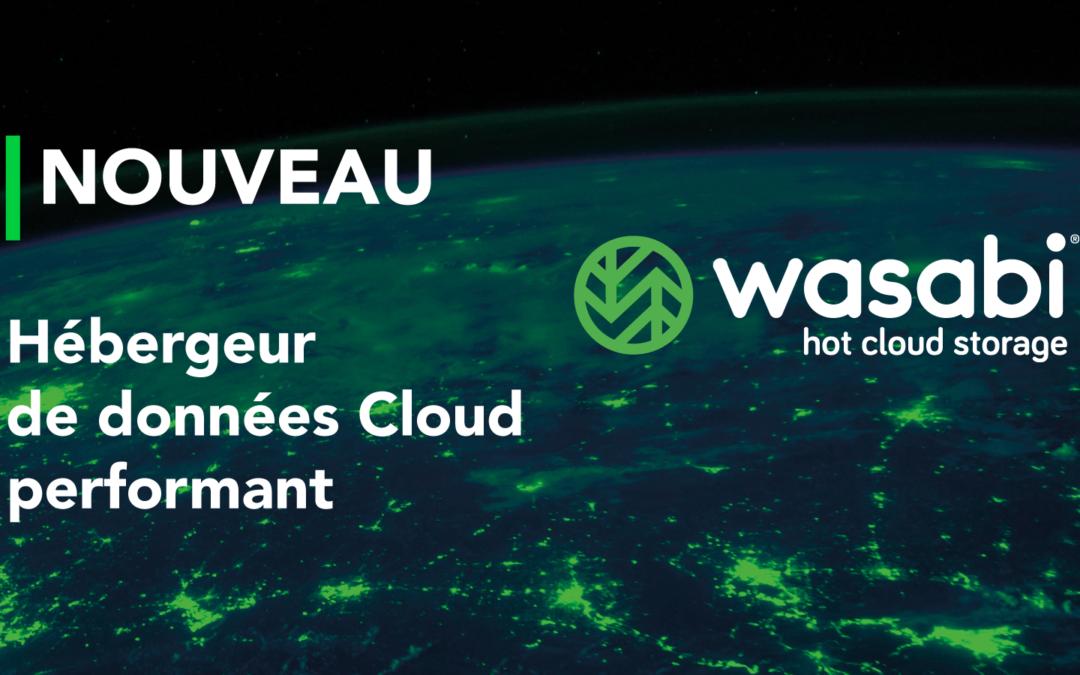 Watsoft complète son offre MSP avec Wasabi Technologies