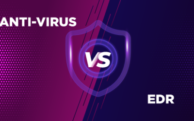 Anti-virus VS EDR